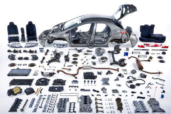 New Used Auto Parts
